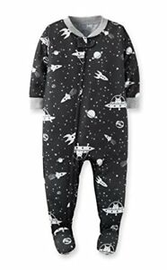 4c926f8fd84a Details about Carter s Baby-Boys Space 1-Piece Footed Pajamas (18 Months