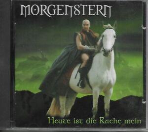 MORGENSTERN-HEUTE IST DIE RACHE MEIN-CD-rock-folk-neofolk-metal-rammstein