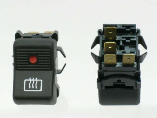 LADA Niva und 2105-2107 Schalter für Heckscheibenheizung mit Beleuchtung