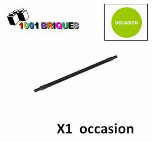 hose soft axle 16L black Lego 32202 x1 tuyau axe souple noir