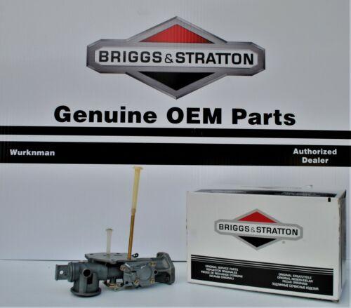 Genuine OEM Briggs /& Stratton 299437 Carburetor