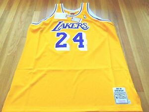 b082d9a5a MITCHELL   NESS NBA LOS ANGELES LAKERS KOBE BRYANT 2007-08 JERSEY ...