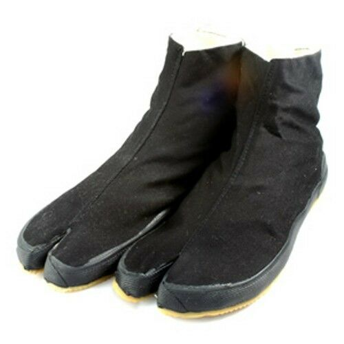 Ninja Tabi shoes Short Ankle Length Outdoor Adults Martial Arts Boots Foot Wear