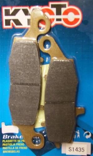 1 Pair VN1500 L1//L2//L3//L4 00-03 Kyoto Rear Brake Pads