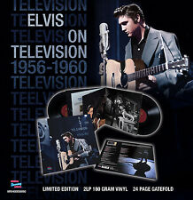Elvis Presley - Elvis on Television 56-60 2x LP Set - RSD 2017 - New & Sealed