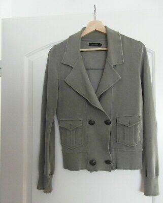 Unter Der Voraussetzung Herrlicher Sweatshirt Jacke Khaki Gr. S Rabatte Verkauf