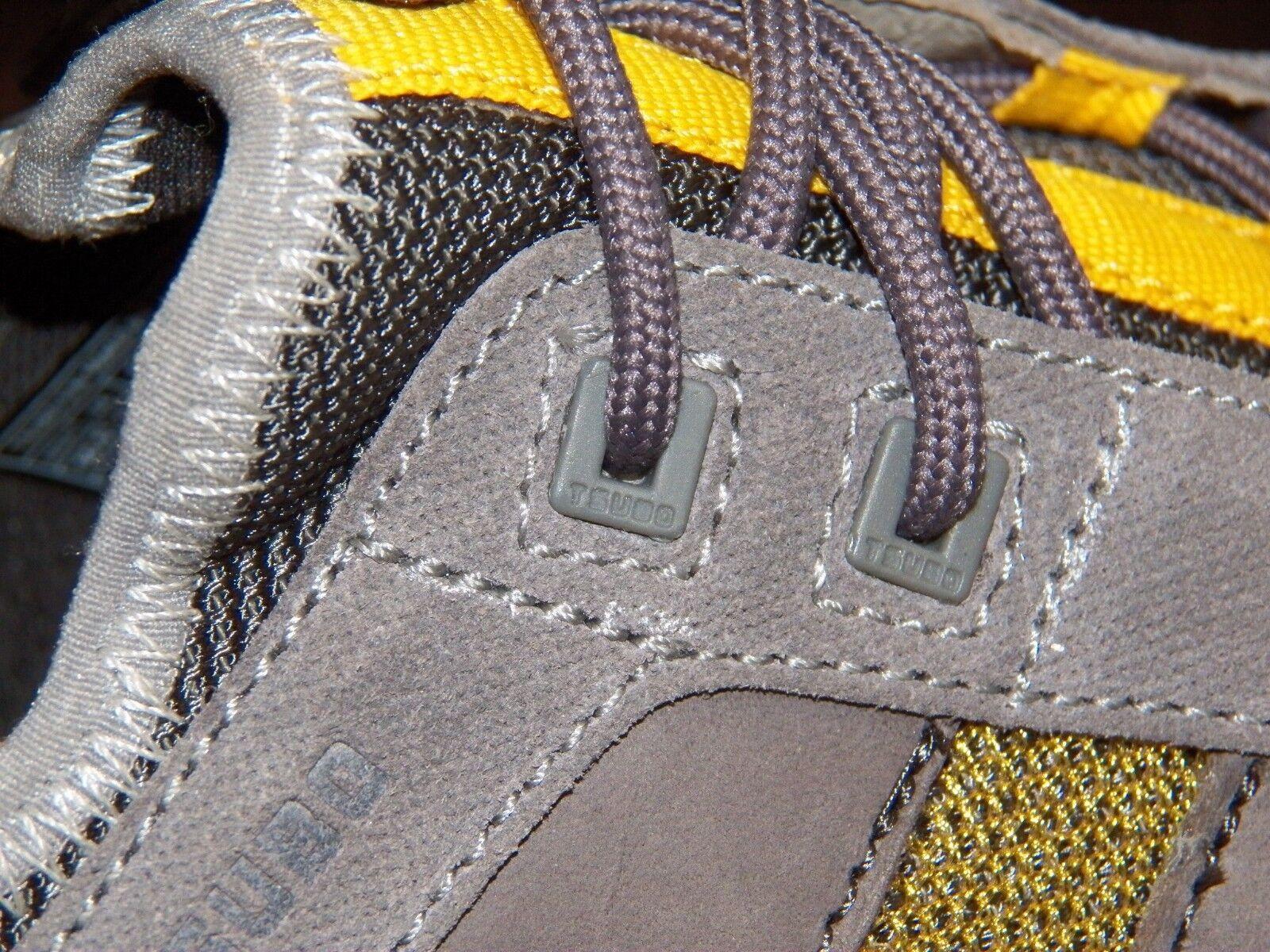 Nuevo Para Hombre tsubo radón carbón Deportivo Malla Urbano De Cuero Estilo Urbano Malla Zapatillas Zapatos d75914