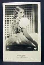 Gisela Uhlen - Actor Movie Photo - Film Autogramm-Karte AK (Lot-G-6381