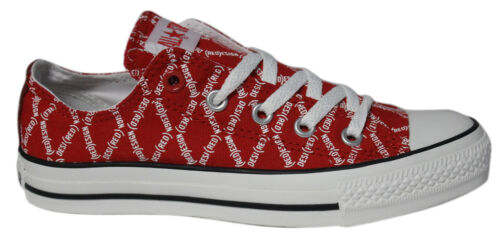 Rouge Montante Édition Unisexe Baskets Basse Star All Taylor Converse Chuck ZPUgBg