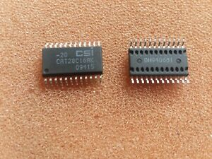 Details about 5x CSI CAT28C16AK-20 16kb (2K x 8) CMOS 5V PARALLEL EEPROM  SMD 24-SOIC