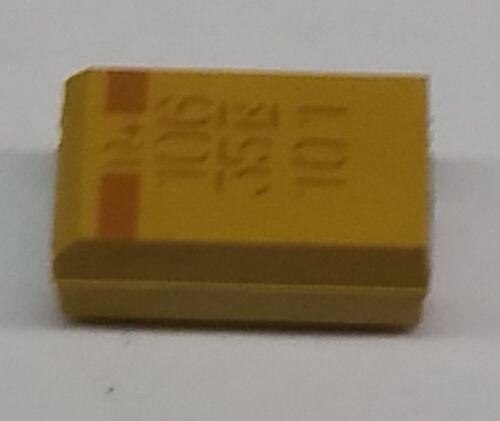C 10 St nuevo AVX de papel tpsc 226k025r0275 SMD tantalio Kond 22uf//25v