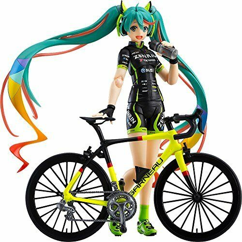 NEW Max Factory figma - Racing Miku 2016  TeamUKYO Support ver.