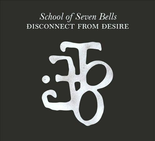 1 of 1 - Disconnect from Desire by School of Seven Bells (CD, Jul-2010, Vagran…