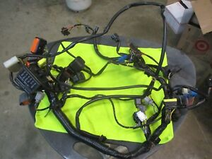 Details about Factory wiring harness for 2009 Kawasaki 900 Vulcan custom on