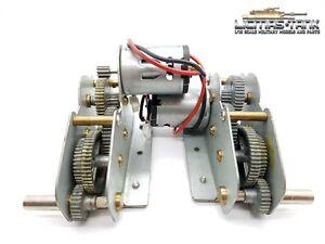 Metallgetriebe-Metall-Getriebe-Motoren-fuer-Heng-Long-Panzer-1-16-Sherman-3898