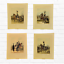 thumbnail 1 - 4 Fores's Yeomanry military costumes hand coloured aquatint engravings