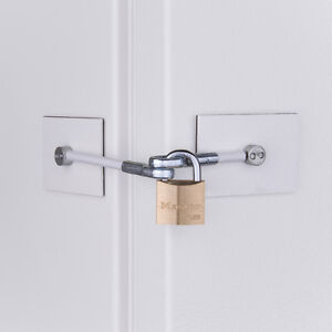 Marinelock-Refrigerator-Lock-Very-Secure-and-Easy-to-Install