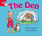 Rigby Star Guided Reception Red Level: The Den Pupil Book (Single) by Pearson Education Limited (Paperback, 2000)