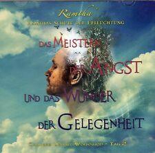 RAMTHA - Die Erinnerung an die Zukunft leben - AUDIO CD - NEU
