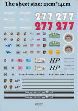 Decals 1/18 for Porsche911 Magnus Walker 277 (65207)
