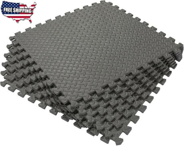 Floor Mat Exercise Gym Rubber Flooring