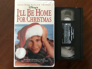 Ill Be Home For Christmas Vhs.Details About I Ll Be Home For Christmas Vhs Tape Staring Jonathan Taylor Thomas