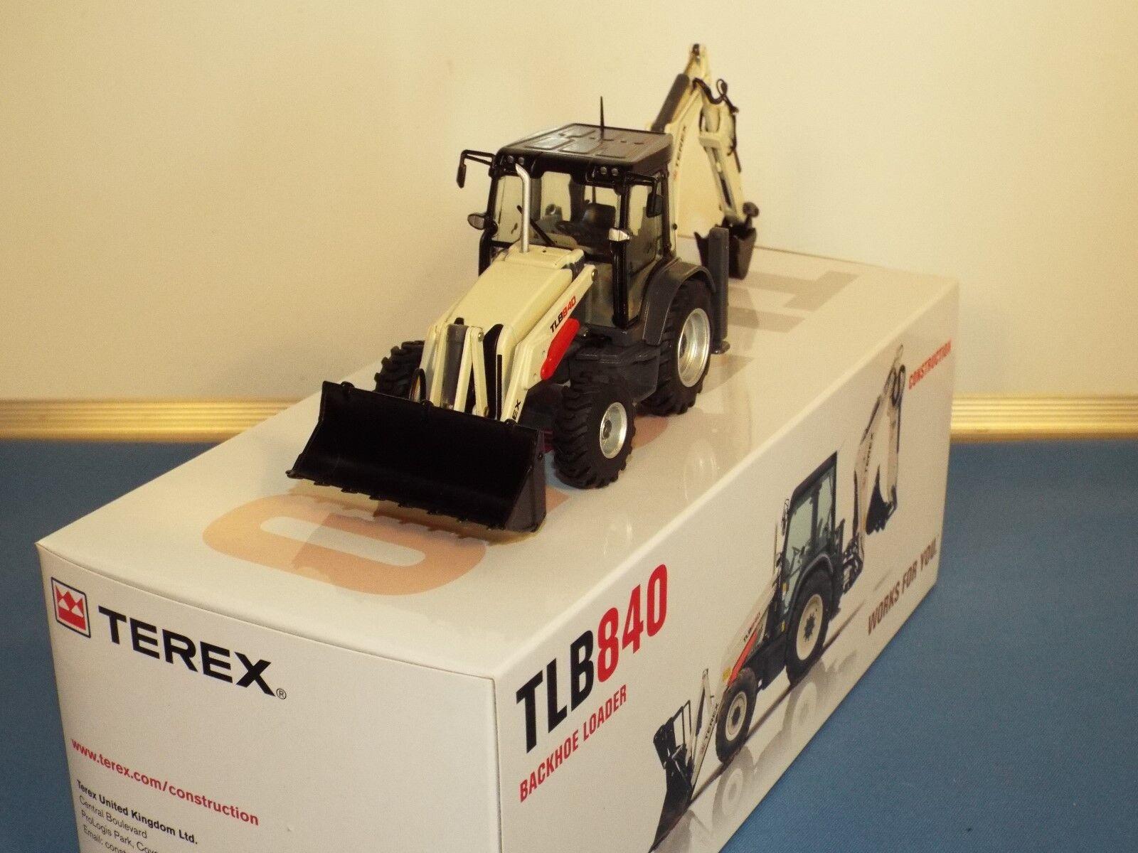N Z G Nº 867 est est est le modèle de la Terex TLB 840 chargeuse-pelleteuse NEUF | Emballage élégant Et Robuste  423b69