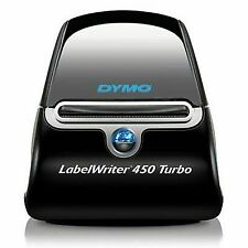 4x Etiketten PlatinumSerie für Dymo 11354 450 Duo Turbo Twin Turbo SE 450