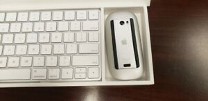 Apple A1644 Magic Keyboard & A1296 Magic Mouse in box Bundle, Used, w/charger