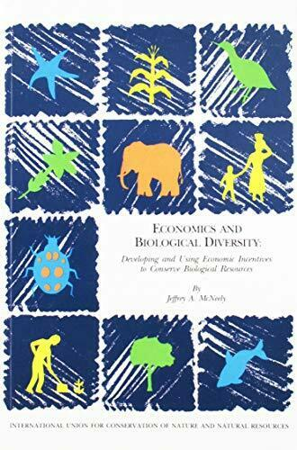 Economics and Biological Diversity: Developi... by McNeely, Jeffrey A. Paperback