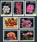 Monaco 1316-1321,1317A,MNH.Michel 1506-1511,1547. Exotic Plants 1981-1982,Cacti.