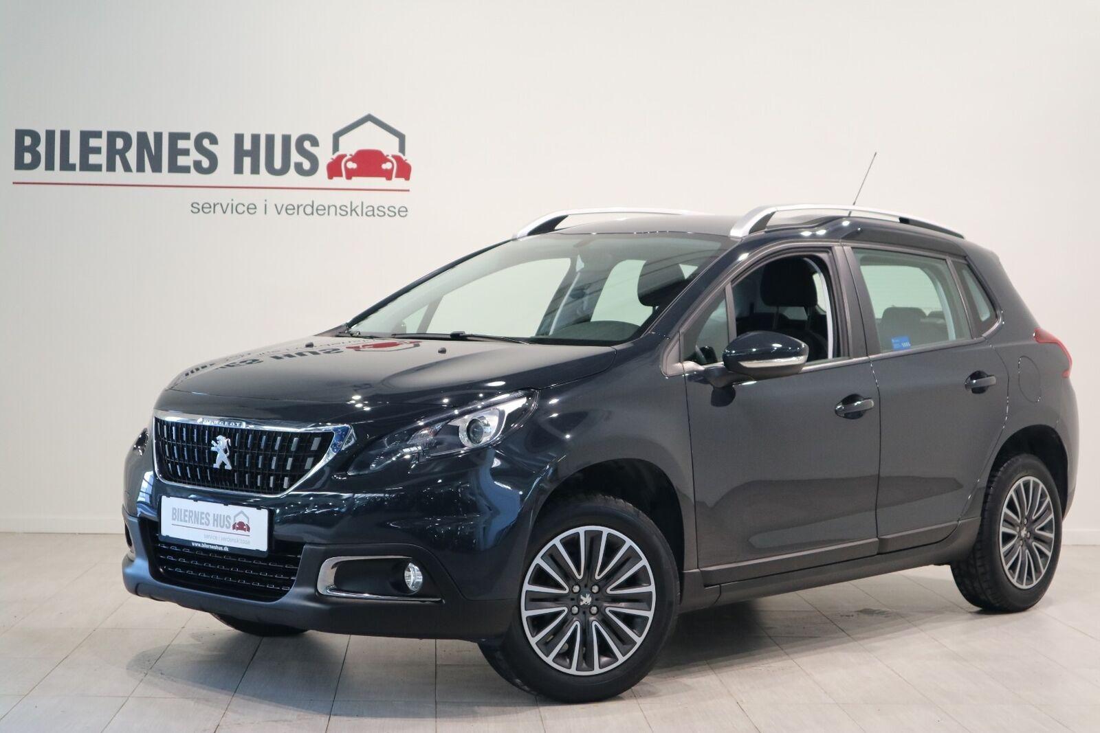 Peugeot 2008 Billede 0