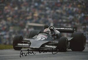 Arturo-Merzario-Firmato-a-Mano-12x8-photo-formula-1-5