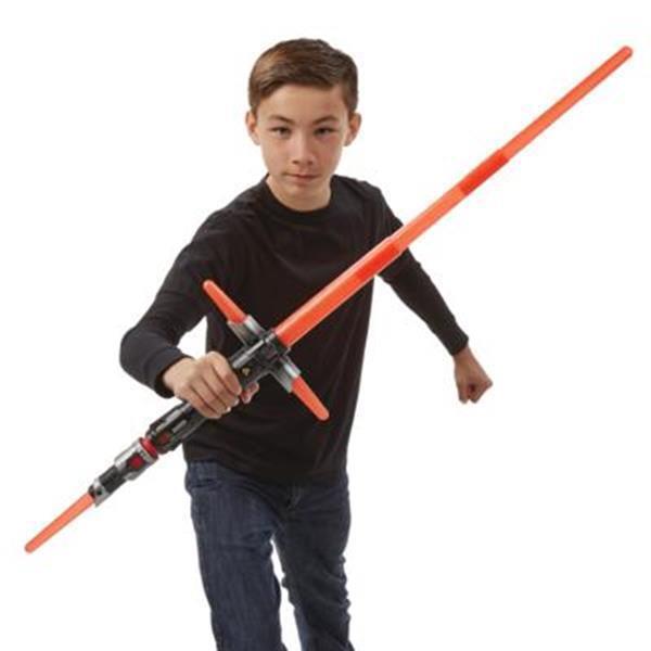 Star Wars Wars Wars Episode 7 Kylo Ren Laserschwert Licht und Sound von Hasbro Jedi Luke 9c7c51