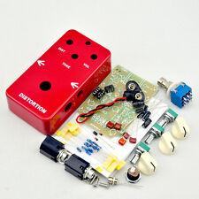Build your own Red Distortion Pedal Suite- DS-2 Kits and PCB free shiipping