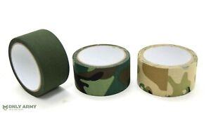 Military-Sniper-Adhesive-Tape-Fabric-Cloth-Uniform-Repair-Strong-Gun-Camo-Tape