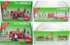 Siku Farmer 5601 Startset Farmer für SIKU World inkl. Zubehör und Traktor 1:50