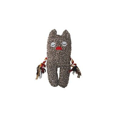 Patchworkpet Freckles Greybar For Dog Toy Scruffy Seamless Body 13""