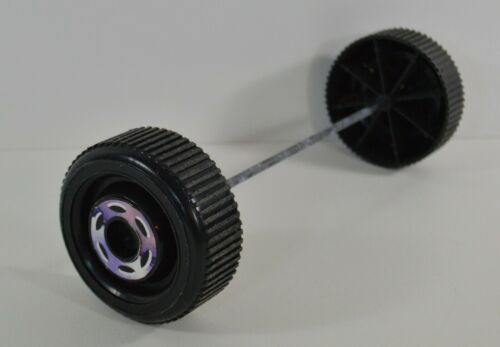 Barbie Star Traveler Superstar GMC Motor Home Wheels Axle Replacement Part