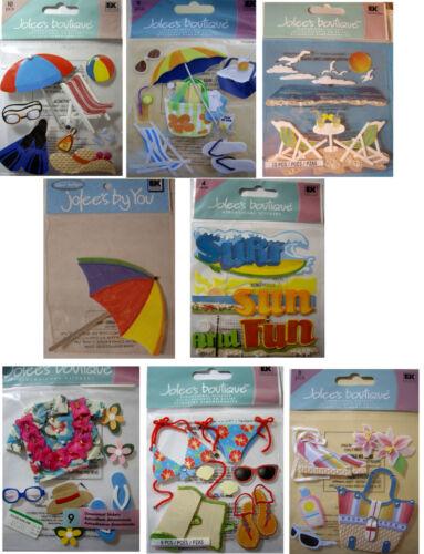 Your Choice Tourist Bikini Sun Surf Waves JOLEE/'S Stickers NEW BEACH SUMMER