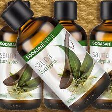 Sodasan Living Sauna Eucalyptus Natur-Duft Aufguss Konzentrat 100ml Naturduft