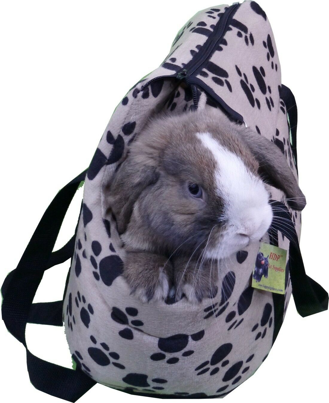 HDP Paw Style Small Pet Carrier