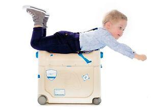 Das Bild Wird Geladen JetKids BedBox Ride On Plane Luggage Rolling Kid