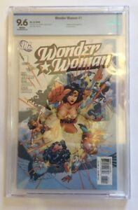 Wonder-Woman-1-2006-CBCS-9-6-Adam-Kubert-variant-cover