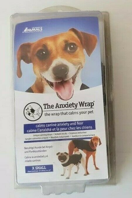 The Anxiety Wrap that calms your Pet. Size Extra Small