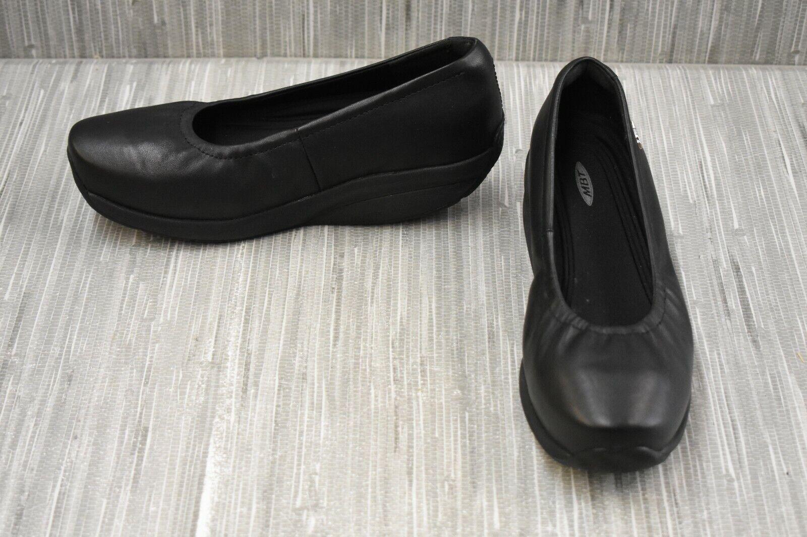 ** MBT Harper 700981-031 À Enfiler Confort Chaussures-Femme taille US:6-6.5, Noir