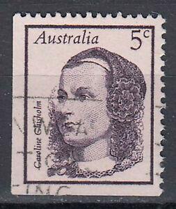 Australia-francobollo-timbrato-5c-Caroline-Chisholm-155