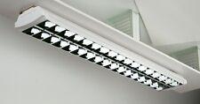 Plafoniere Neon T8 : Beghelli acciaio t plafoniera neon lampada stagna ip