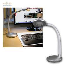 LED Tischleuchte TILA 3W 300lm dimmbar 230V Touchschalter, Leselampe Leseleuchte