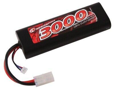 Forte Robitronic Lipo 7,4v 3000mah 20c 2s Stick Pack-r05225-mostra Il Titolo Originale Acquista Sempre Bene